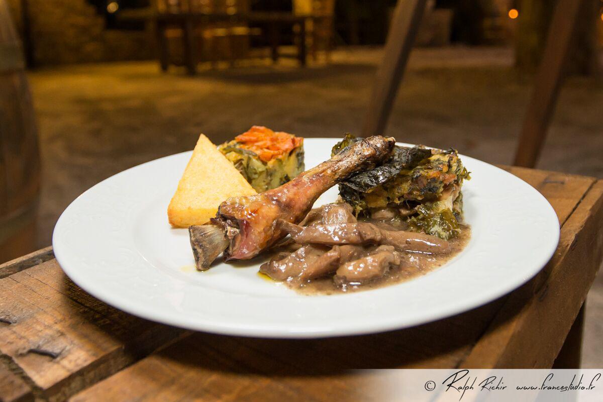 repas reunion comite entreprise provence