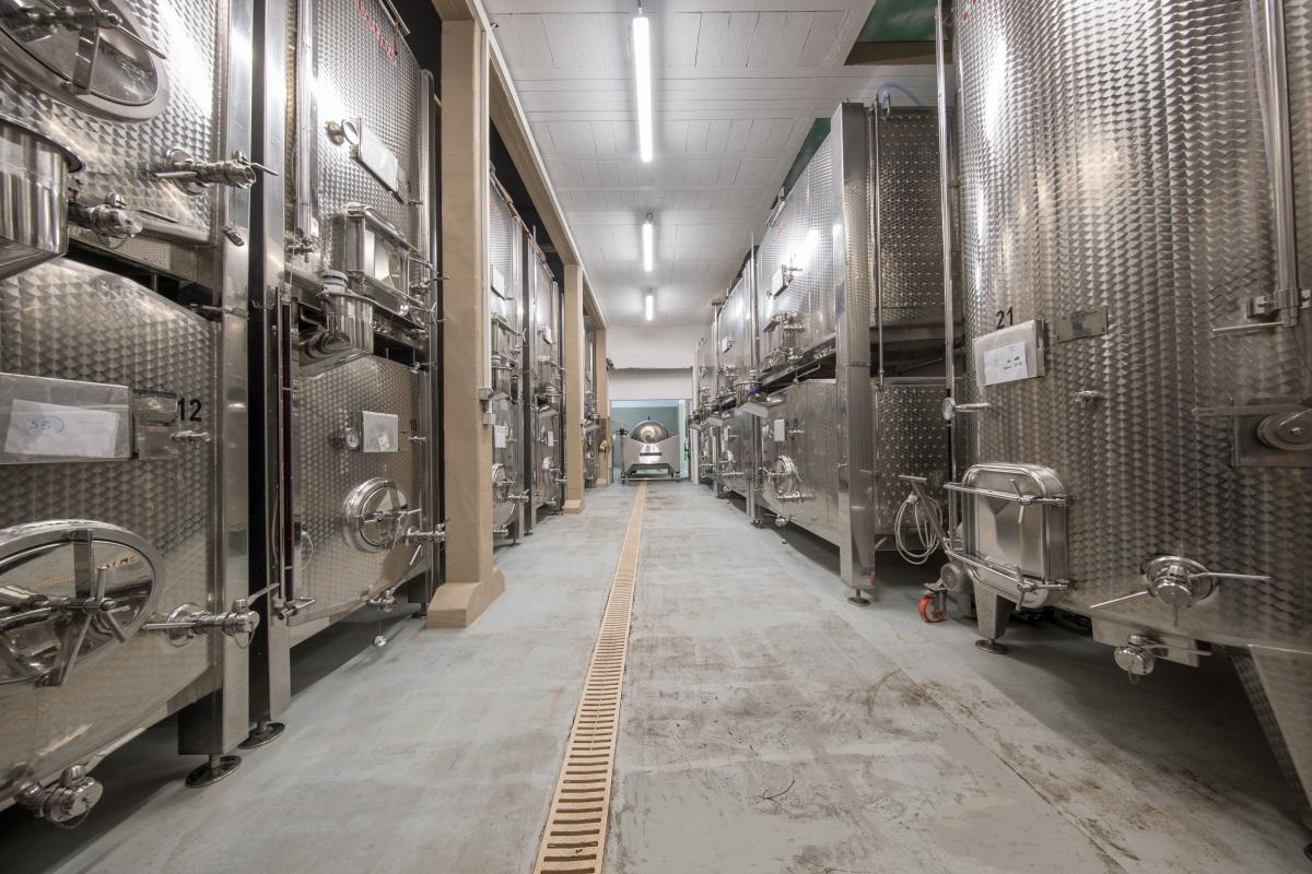 cave-chai vinification-provence-vente vins