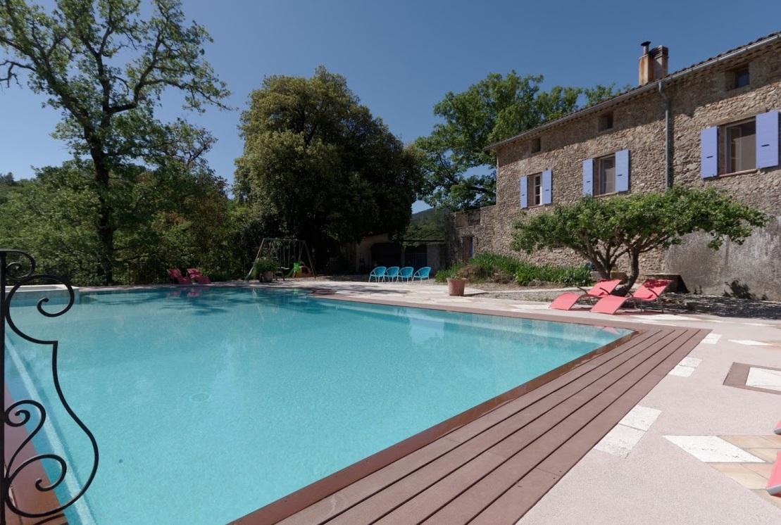 chateau Provence sejour atypique cancerilles