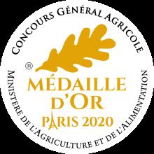 medaille_orParis 2020